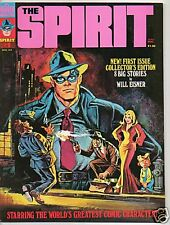 THE SPIRIT :: 1 :: BY WILL EISNER