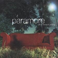 All We Know Is Falling Paramore Audio CD