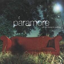 All We Know Is Falling by Paramore (CD, Jul-2005, Fueled by Ramen Records)