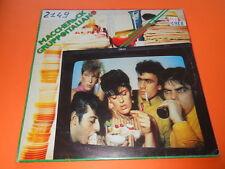 Gruppo Italiano - Maccherock - LP 1982