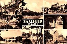 Saalfeld ( Saale )  , Ansichtskarte