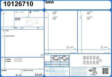Full Engine Gasket Set BMW 318i TOURING 1.9 118 M43B19TU (10/1999-9/2001)