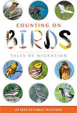 Counting on Birds: Tales of Migration (DVD, 2015, 2-Disc Set) NEW!