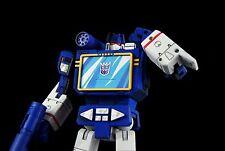 Custom Transformers Devastation Cel Shaded Masterpiece Soundwave takara MP-13 G1