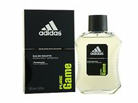 ADIDAS PURE GAME 100ML EDT SPRAY BRAND NEW AND BOXED *