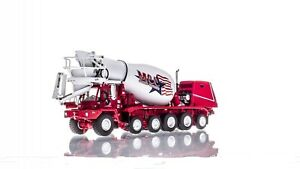 "Oshkosh S-Series Cement Mixer - ""MURPHY"" - 1/50 - TWH #075-01070"