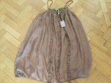 NWT Andersen & Lauth New & Gen. Ladies Size 40 EU, 12 UK Silk Sleeveless Dress