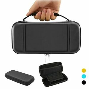 For Nintendo Switch Carrying Case Portable Waterproof Protective Travel Pouch
