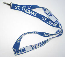 St. Thomas St. John St. Croix llavero nuevo Lanyard (t129)