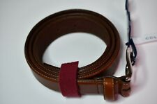 Cole Haan Burnished Edge Leather Belt (888698090622) New with tags / NWT