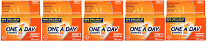 One A Day Women's Multivitamin, Tablets, 100 Count (5 Pack)