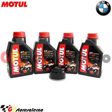 TAGLIANDO OLIO + FILTRO OLIO MOTUL 7100 10W40 BMW 1200 R GS ADVENTURE XE 2014