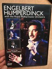 Engelbert Humperdinck & Royal Philharmonic Orchestra(UK DVD)Royal Albert Hall