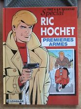 RIC HOCHET T. 58 / PREMIERES ARMES - REED. -1997- TIBET - DUCHATEAU