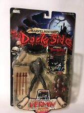 Marvel History The Dark Side VERMIN Exclusive Figure New and Sealed ToyBiz