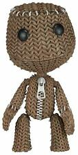 "QUIZZICAL SACKBOY 7"" ACTION FIGURE Brand New Neca Boxed LittleBigPlanet"