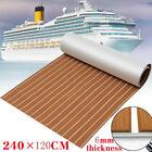 94 X46 Marine Boat Flooring Eva Foam Yacht Teak Decking Sheet Carpet Floor Pad