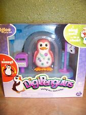 Digi Penguin - Daphne with Igloo We flap! We dance! We sing! NEW