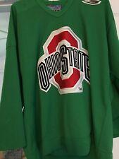 Ccha Ohio State University Bauer Game Worn Practice Jersey