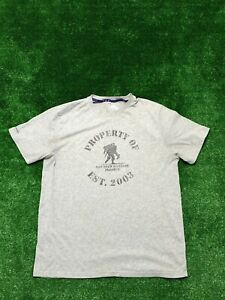Men's Under Armour Heat Gear Wounded Warrior Project T Shirt Size Large