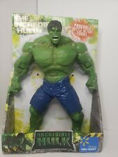 The Incredible Hulk 10� Poseable Battle Action Walmart Exclusive Hasbro 2008