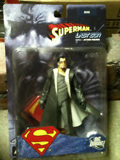 D.C. DIRECT : SUPERMAN LAST SON - ZOD FIGURE, MOC
