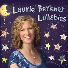Lullabies [Digipak] by Laurie Berkner (CD, Apr-2014, Two Tomatoes Records) NEW