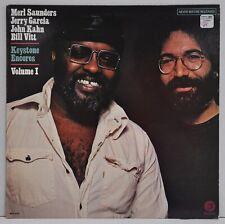 Jerry Garcia Merl Saunders Keystone Encores Volume 1 LP Vinyl