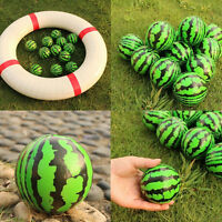 6.3 cm Watermelon Shaped Hand Wrist Exercise Stress Relief Squeeze Foam Ball _CA