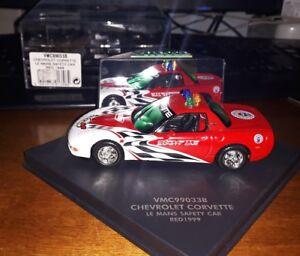 Vitesse 1/43 Chevrolet Corvette Le Mans safety car 1999 VMC99033B