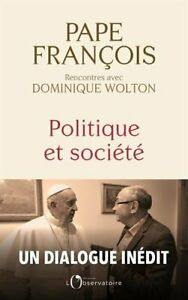 Politique et société (Pape François) | Livre Broché