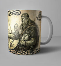 See you in Valhalla coffee mug Vikings Odin's ravens Norse mythology Walhalla