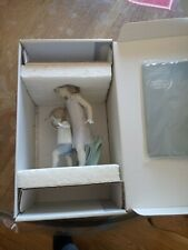 Lladro Let Me Help You 1990 rare brand new . Never out of the box