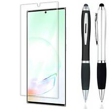Stylus + FULL COVER Screen Protector Guard Shield For Samsung Note 20 / 20 Ultra
