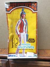 "MARX 11"" Princess Wildflower ORIGINAL DOLL with box 1d"