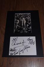 "SPIRIT Randy California signed 8x12"" autograph matted InPerson Berlin SCARCE !!"