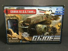 Gi Joe Pursuit of Cobra HISS TANK V5
