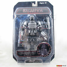 Battlestar Galactica Guardian Cylon Diamond Select action figure worn packaging