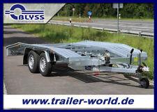 Anhänger Fahrzeugtransporter 400x200cm 2700kg GG Autotransportanhänger