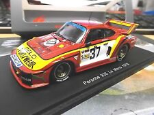 PORSCHE 935 Turbo GELO Loos Le Mans 1979 #37 Fitzpatrick Grohs Seiko Spark 1:43