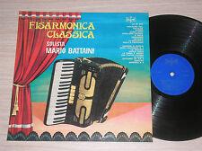 MARIO BATTAINI - FISARMONICA SOLISTA - LP 33 GIRI ITALY
