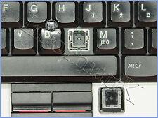 IBM Thinkpad T20 T21 T22 T23 Tasto Tastiera DE Key Tecla TT86-DU 02K5735