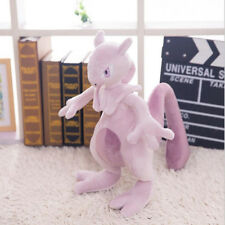 "14"" Mewtwo Pokemon Center Plush Toy Anime Soft Stuffed Doll Xmas Gift For Kids"