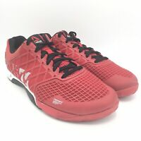 Reebok Crossfit CF74 Athletic Shoes Running Training Red Men's Size 10.5