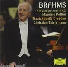 Brahms: Piano Concerto No 2 / Pollini, Thielemann - CD Deutsche Grammophon
