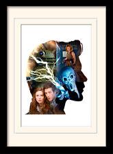 Doctor Who Matt Smith  Framed & Mounted Print
