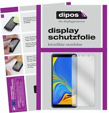 6x Samsung Galaxy A7 (2018) Screen Protector Protection Crystal Clear dipos