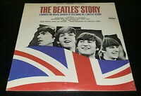 *SEALED* THE BEATLES STORY '64 STBO-2222 CAPITOL STEREO GATEFOLD 2-LP SET *MINT*