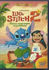 DVD - WALT DISNEY : LILO ET STITCH 2