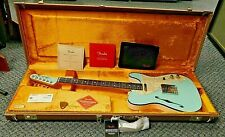 2020 Fender 2-Tone Telecaster Thinline (FSR) Ltd Edition! Daphne Blue NO RESERVE
